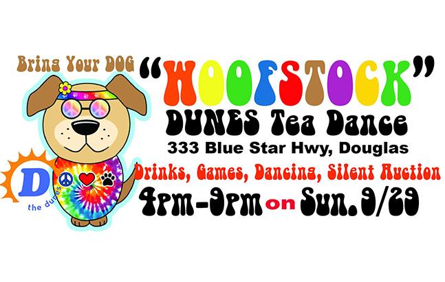 Woofstock Dunes Tea Dance