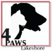 4 paws logo