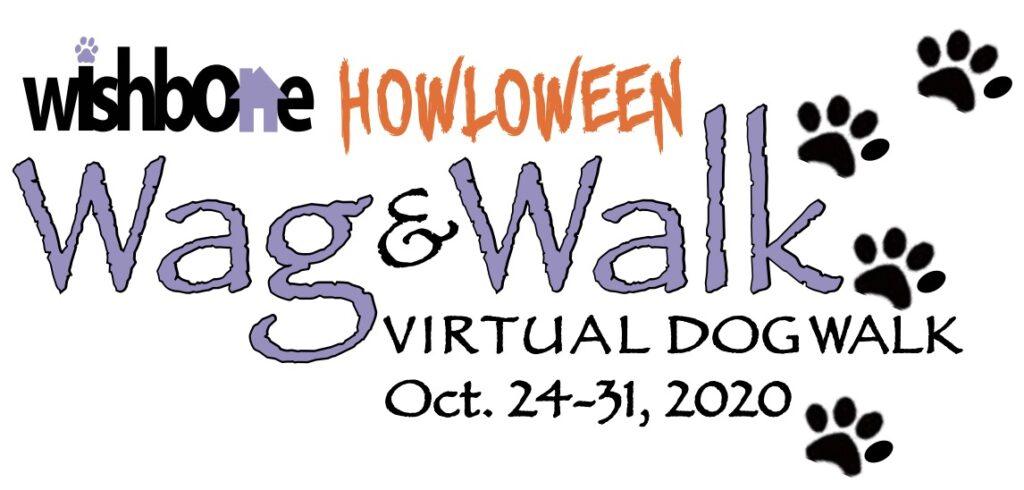 Wag and Walk 2020 logo