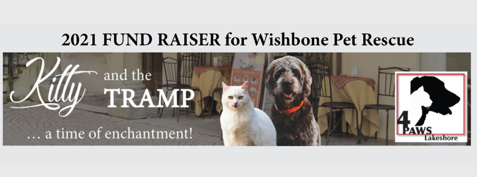 Kitty and the Tramp fundraiser