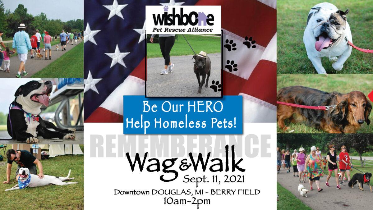 Wag & Walk 2021 Event